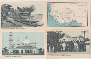 SENEGAL SÉNÉGAL AFRICA AFRIQUE 150 CPA (mostly 1940-1960 period)