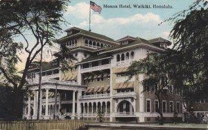 Hawaii Honolulu Waikiki Moana Hotel sk213