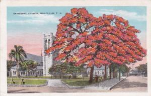 HONOLULU, Hawaii, 1910-1920s; Episcopal Church