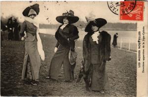 CPA AK PARIS (16e) - Les Modes Nouvelles La Jupe-Culotte (218750)