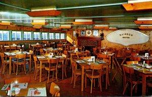 Rhode Island Bristol The Lobster Pot Dining Room