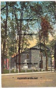 Reformed Protestant Church, Kingston NY