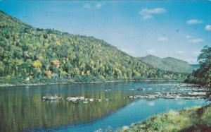 Steady Brook - Humber River , Newfoundland , Canada , 50-60s