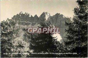 Modern Postcard The Gatena Monte Dei Covel Latino m2607 m m M Tullo 2652