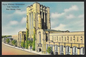 Payne Whitney Gymnasium Yale New Haven Connecticut Unused c1930s