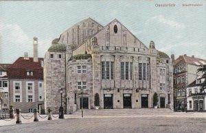 Germany Osnabrueck Stadttheater City Theatre sk4150
