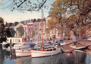Netherlands Dordrecht Maartensgat Martinsgate Breche du Martin Boats