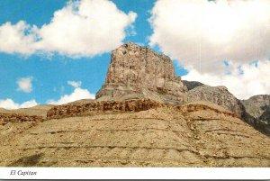 New Mexico Carlsbad Caverns Highway El Capitan