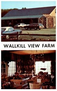 New York  New Paltz , Wallkill View Farm Market & Greenhouses