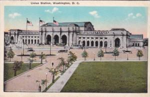 Union Railroad Station Washinton D C