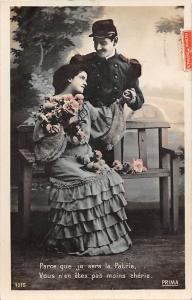 Parce que je sers la Patrie, Vous n'en etes pas moins cherie Prima 1910