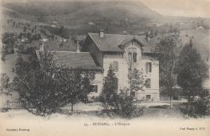 BUSSANG , France, 1900-1910´s; L'Hospice
