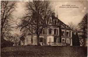 CPA NEYRON Chateau de Sermenaz (485679)