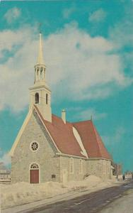 Eglise St-Pierre Ile D'Orleans, Quebec, Canada, 1950-1960s