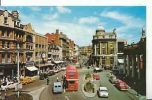 Northamptonshire Postcard - Drapery - Showing Shops - Ref 15892A