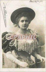 Postcard Old Cassive L H Paris