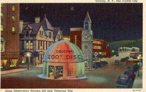NY - Corning, Glass Observatory