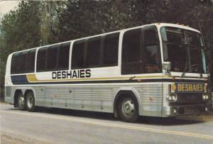 DESHAIES Tour Bus , DESCHAILLONS , Quebec , Canada , PU-1984