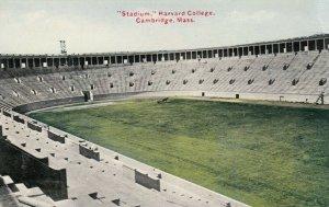 CAMBRIDGE , Massachusetts , 00-10s ; Stadium, Harvard College