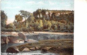 Eagle Cliff Catskill Mountains, New York Postcard