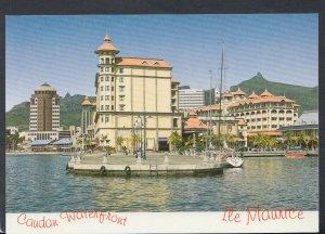 Mauritius Postcard - Enchanting Harbour View of Cauden Waterfront    T4383