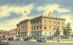 US Post Office in Great Falls, Montana