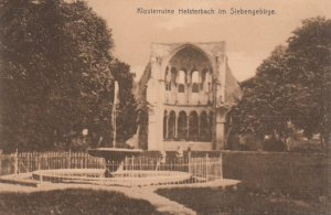Siebengebirge, Germany, 00-10s : Klosterruine Helsterbach