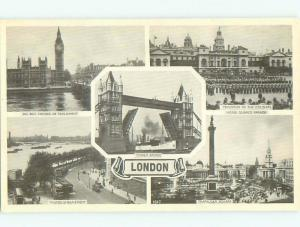 Pre-1980 NICE VIEW London England UK i5168