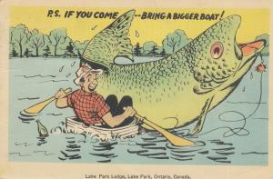 LAKE PARK , Ontario , 1951 ; Lake Park Lodge