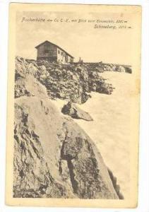 SCHNEEBERG, Alps, Austrai, Pu 00-10s