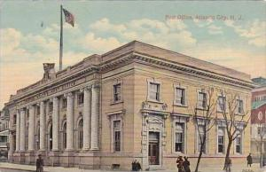 New Jersey Atlantic City Post Office 1915