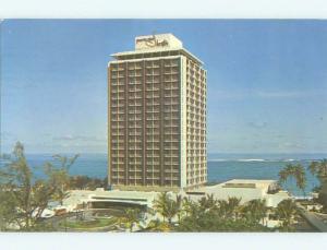 Pre-1980 SHERATON HOTEL San Juan Puerto Rico PR HQ0494