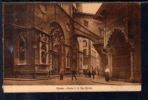 Chiesa di Or San Michele,Florence,Italy BIN