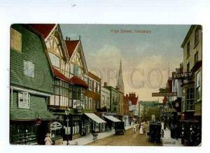 126899 England SALISBURY High Street SIGNBOARDS J.Carter & Son
