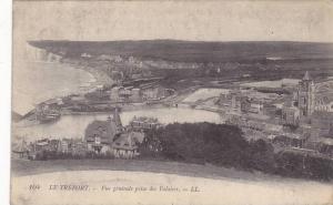 Vue Generale Prise Des Falaises, Le Treport (Seine Maritime), France, 1900-1910s