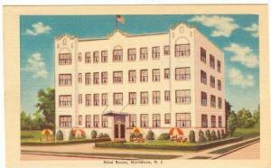 Exterior, Hotel Revere, Morristown, New Jersey, 30-40s