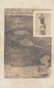 RP: Suez Canal Plan, Egypt, 00-10s