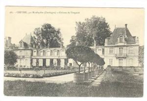 Chateau De Tiregand, Creysse, Par Mouleydier (Dordogne), Creysse, France, 190...