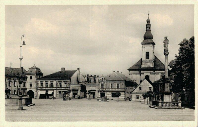Czech Republic Zábreh Masarykovo Námêstí 03.26