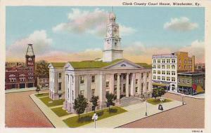 Clark County Court House, Winchester,Kentucky,  00-10s