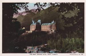 RP, The Banff Springs Hotel, Banff, Alberta, Canada, 1920-1940s