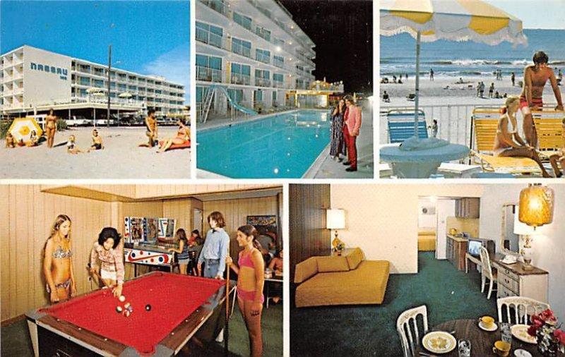 Nassau Inn, On the Waterfront at Sweetbriar Wildwood Crest, NJ, USA Water Spo...
