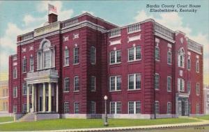 Kentucky Elizabethtown Hardin County Court House