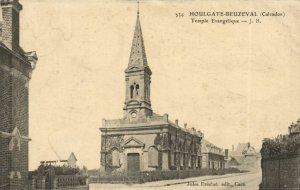 CPA HOULGATE-BEUZEVAL - Temple Evangélique (141424)