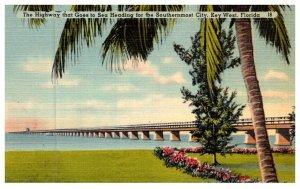 Florida Key West , Overseas Highway