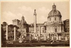 Italy - Rome, Foro Traiano   *RPPC