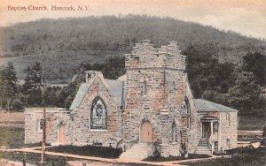 Baptist Church in Hancock, New York