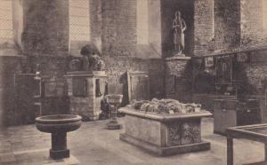 Abbaye De Saint-Bavon, Tombeau De Jean De Cleves, Statue De Beffroi, GAND (Ea...