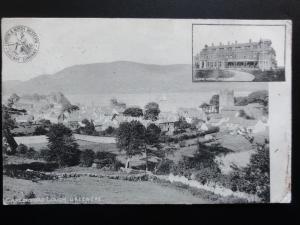 Ireland: Louth, GREENORE Carlingford Lough L&NW Railway HOTEL c1904