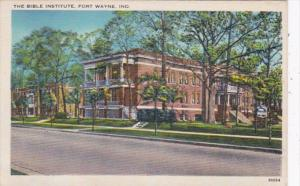 Indiana Fort Wayne The Bible Institute